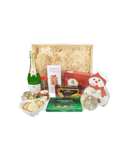 bucks fizz christmas tray gift next day delivery