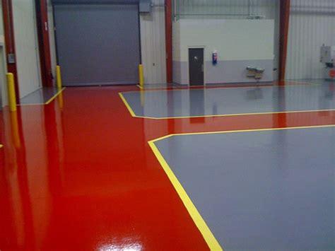 Workshop Floor Paint Ideas for Cozier Working Place