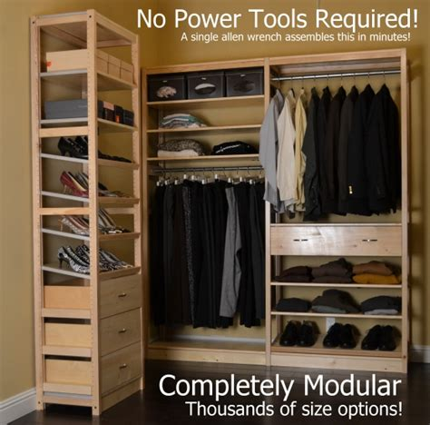 solid wood closet kits roselawnlutheran