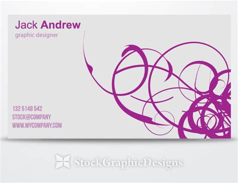 free vector business card templates free business card vector templates stock graphic