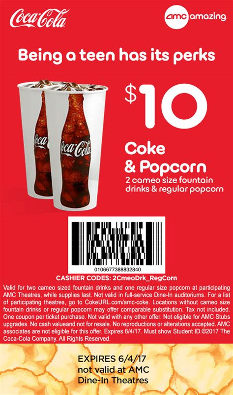 printable amc discount tickets amc theatre s coupons printable coupons in store retail