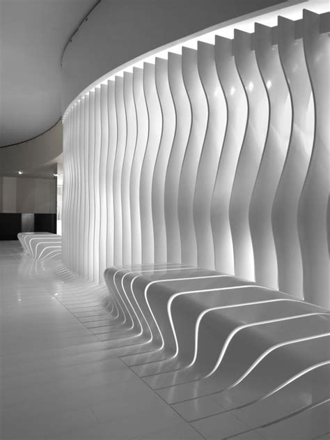 DuPont Corian and Amanda Levete Architects   Yatzer