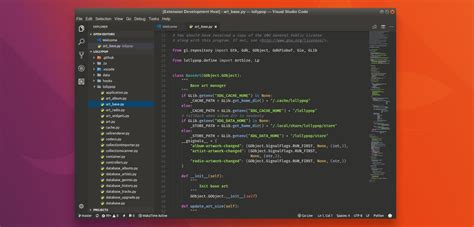 wordpress theme editor linux make visual studio code match your gtk theme omg ubuntu