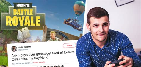 how fortnite is ruining relationships fortnite is the real reason your boyfriend s ignoring