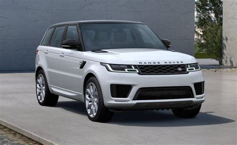 2018 Range Rover Sport Hse Dynamic White 1 Adaptive