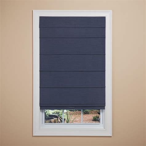Blackout Shades For Windows Decorating Room Darkening Shades Blinds Window Treatments The Home Depot