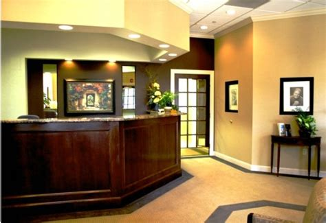 dental office front desk design dental office website design dental website design