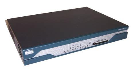 Router Cisco 1800 Series cisco 1811 1800 series ios c181x adventerprisek9 m ver 12
