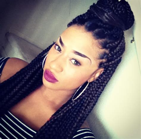 how many bags a hair for peotic jusitice braids box braids braids braid hairstyles poetic justice