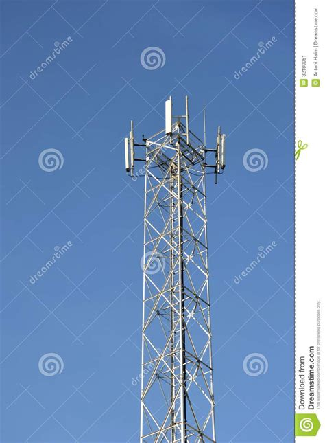 bts tower bts tower stock image image 32180061