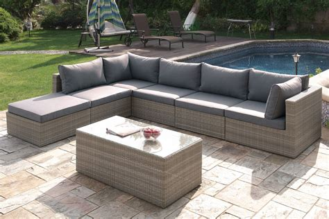 Best Prices On Outdoor Furniture Outdoor Sofa