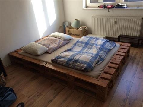 Boxspring Bett Selber Bauen 64 by Verkauft Europaletten Bett Foto Bild 98512580 Jpg 600 215 450