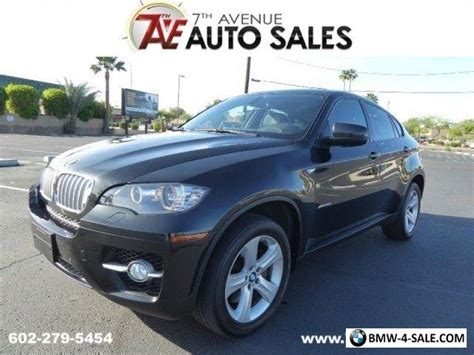 bmw 4 6 is for sale 2012 bmw x6 for sale in united states