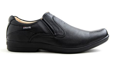 buy chief black formal shoes in india