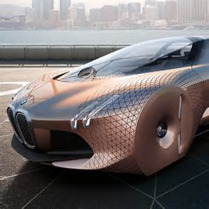 bmw s new concept car features morphing skin beast mode
