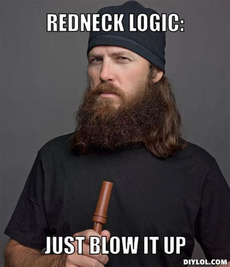 Duck Dynasty Birthday Meme - a little reality republican economic tantrum