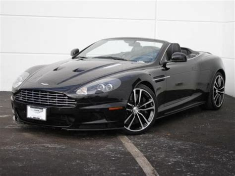 Aston Martin Dbs For Sale Usa by Find Used 2011 Aston Martin Dbs Volante Carbon Black