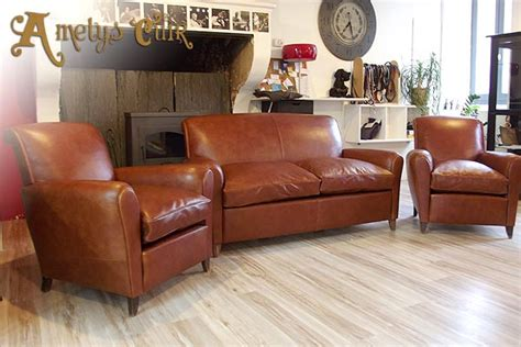 Exceptionnel Salon Canape Cuir Complet #2: fauteuil-club-canape-cuir_01G.jpg