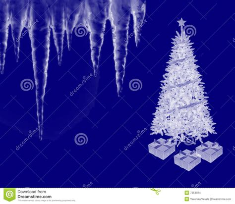 icicle christmas stock images image 7354024