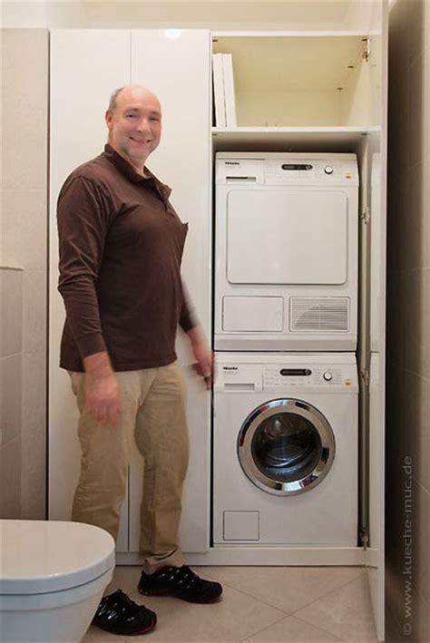 einbauschrank für waschmaschine und trockner einbauschrank waschmaschine trockner harald maier