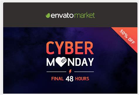 Detox Market Cyber Monday by Pifour Logistic And Transportation Theme