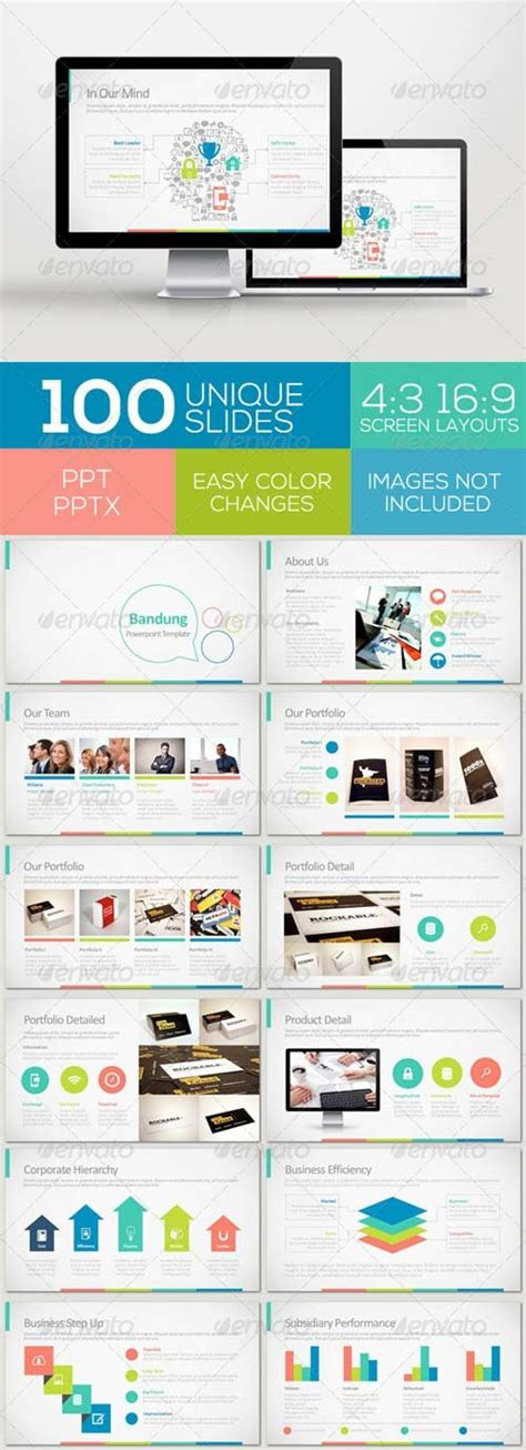 graphicriver powerpoint templates powerpoint templates graphicriver bandung powerpoint
