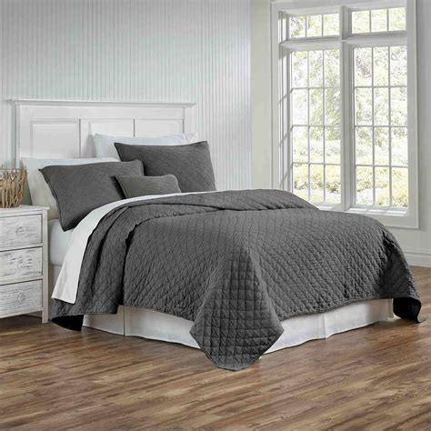 coverlet sham traditions linens bedding louisa coverlet and sham