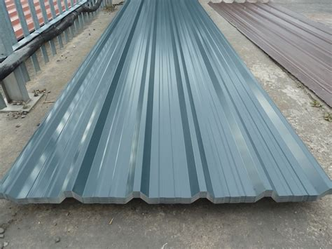 Shed Roofing Sheets by Metal Roofing Sheets Box Profile Steel Roof Sheets