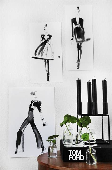 Fashion Wall Decor by Best 25 Fashion Wall Ideas On Fashion