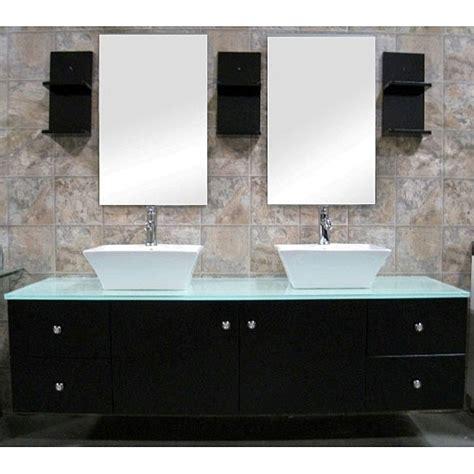 bathroom sinks portland oregon design element portland 61 quot sink vanity set