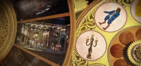 theme line beauty and the beast behind the scenes of beauty and the beast musical on