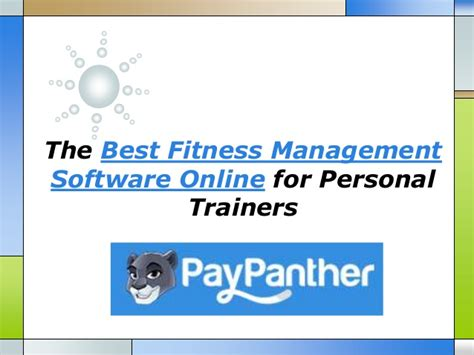 Fitness Management Software 5 by The Best Fitness Management Software For Personal