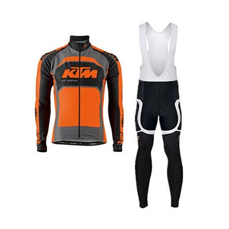 Ktm Cycling Gear Sleeve 2015 Yellow Ktm Cycling Jersey Sport Suit