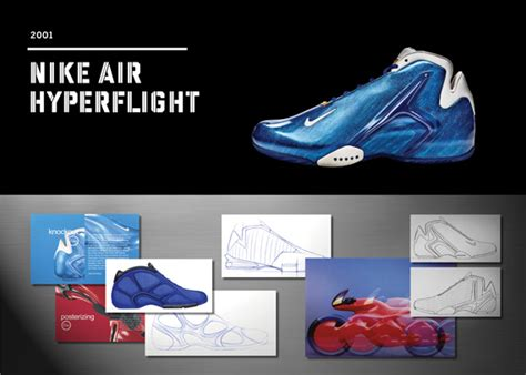 nike basketball shoes 2003 20 years of nike basketball design air hyperflight 2001