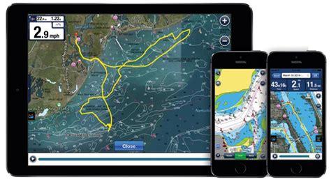 navionics boating app application navionics boating qu 233 bec yachting