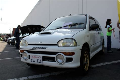 subaru vivio rxr socal scene 2012 import showcase by import fashion sub5zero