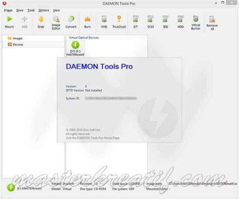 daemon tools full version free download daemon tools pro 8 full version crack download free