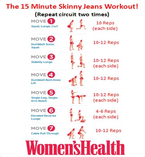 15 minute workout by s health new