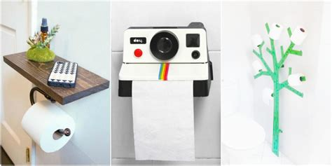 Cool Toilet Paper Holder by Unusual Toilet Paper Holders Funny Toilet Paper Holders