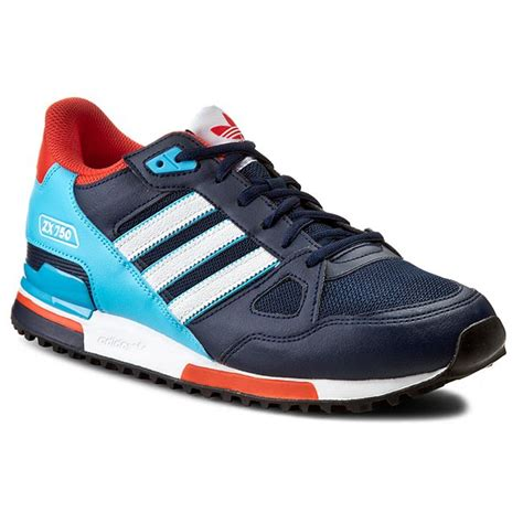 Adidas Zx750 Blue Made In shoes adidas zx 750 s79194 conavy ftwwht brcyan