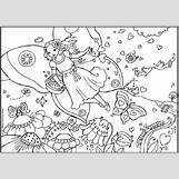 Precious Moments Elephant Coloring Pages | 460 x 326 jpeg 48kB