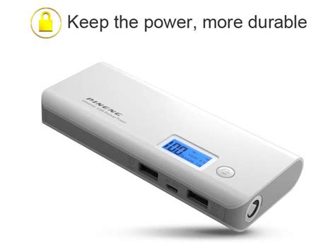 Power Bank Advance 10 000mah bestseller pineng pn968 10 000mah power bank pn 968 pn 968 11street malaysia power bank