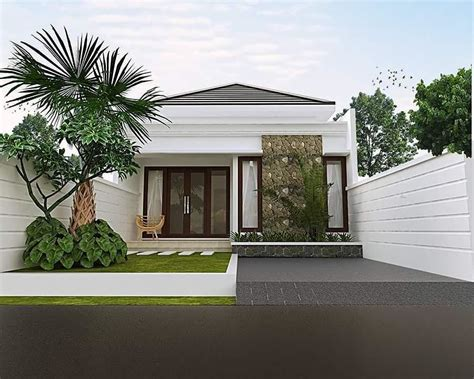 desain tak depan rumah sederhana rumah minimalis sederhana 1 lantai dengan teras rumah dari