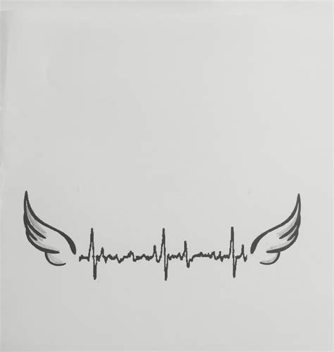 last heartbeat tattoo s media cache ak0 pinimg com 736x 34 02 d5
