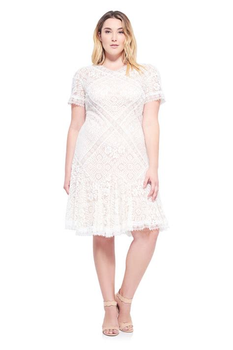 Dress Large Size Wh0153 aurore dress plus size tadashi shoji