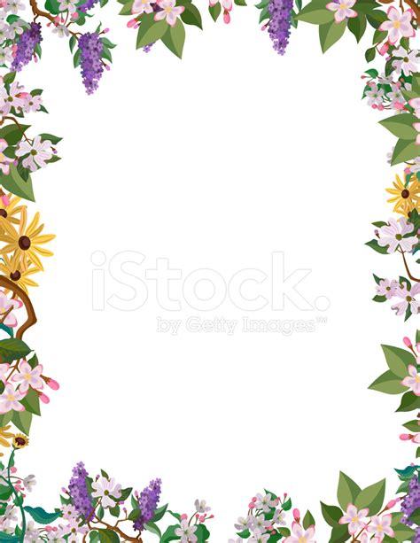 flower border frame stock photos freeimages com