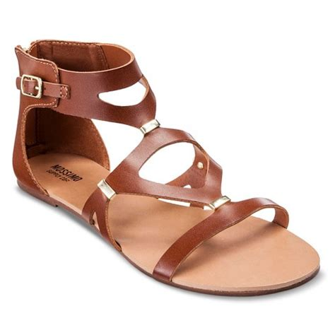 target gladiator sandals women s wendi gladiator sandals mossimo supply target
