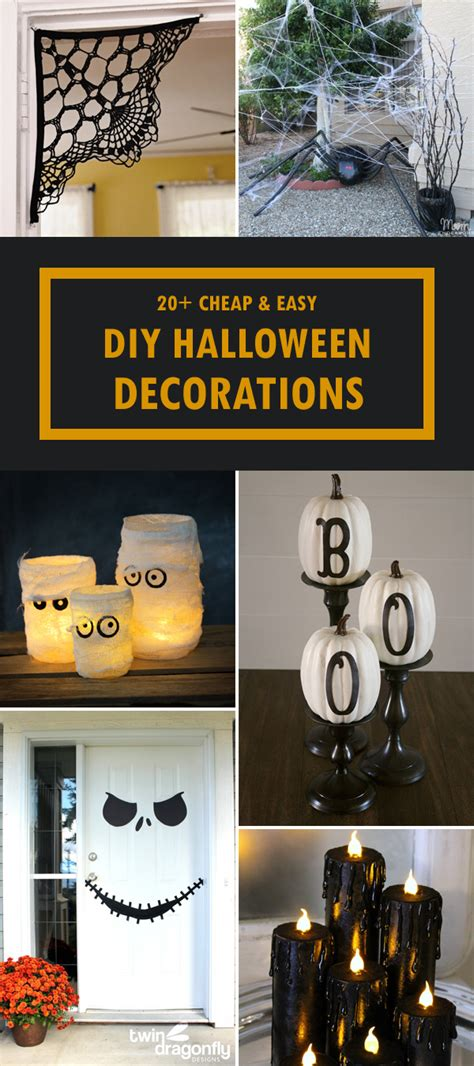 easy home halloween decorations easy home halloween decorations enchanting fun and easy