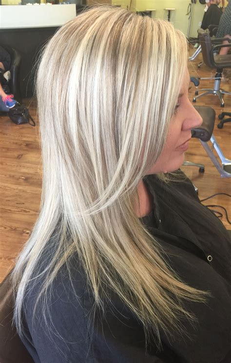 blonde on pinterest salons color correction and dimensional blonde cool ashy dimensional blonde by colorist tana isenhour