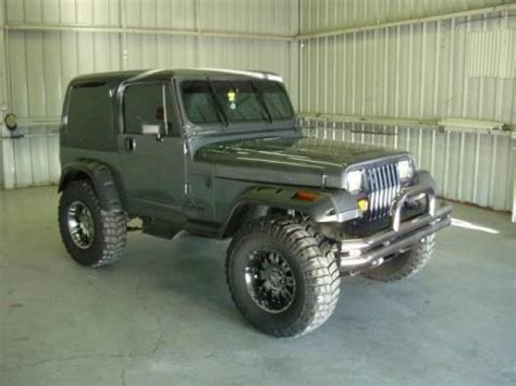 1990 Jeep Laredo For Sale Used 1990 Jeep Wrangler Laredo 4x4 For Sale Stock